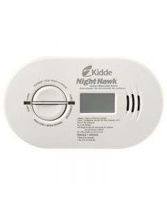 Kidde 900-0230 Battery Operated Carbon Monoxide Alarm with Digital Display